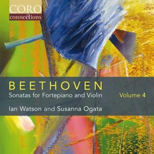 Ludwig van Beethoven - Violin-Sonaten Vol. 4