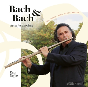 Bach & Bach - Pieces for Alto Flute