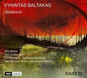 Vykintas Baltakas: Ouroboros