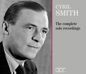 Cyril Smith - Die Solo-Aufnahmen