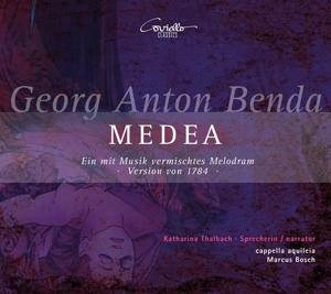 Georg Anton Benda: Medea (Live-Aufnahme)