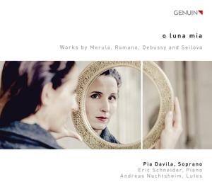 O Luna mia - Werke für Sopran