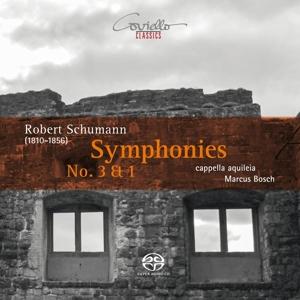 Robert Schumann: Sinfonien 1 & 3