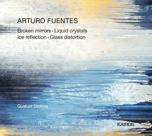 Arturo Fuentes: Broken mirrors/Liquid crystals/Ice reflection/Glass distortion