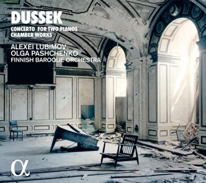 Jan Ladislav Dussek - Concerto für 2 Klaviere/Kammermusik