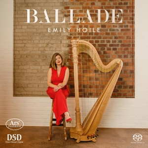 Ballade - Werke für Harfe von Casella, Debussy u.a.