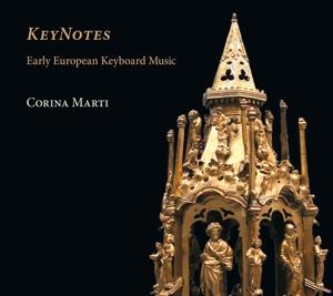 KeyNotes - Frühe Europäische Musik für Tasteninstrumente