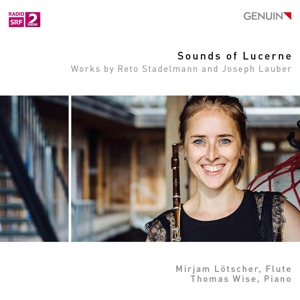 Sounds of Lucerne - Werke für Flöte & Piano