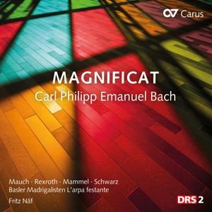 Carl Philipp Emanuel Bach: Magnificat; Die Himmel erzählen die Ehre Gottes