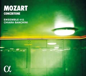 Wolfgang Amadeus Mozart: Serenata Notturna KV 239/Cassation KV 63/Concertone KV 190