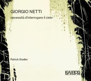 Giorgio Netti: Necessità d
