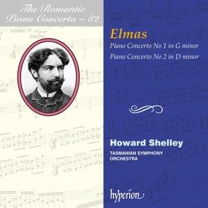 Stephan Elmas: Romantic Piano Concerto Vol. 82