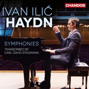 Franz Joseph Haydn - Sinfonien Nr 92, 75 & 44, transkribiert für Piano solo (Arr. C. D. Stegmann)