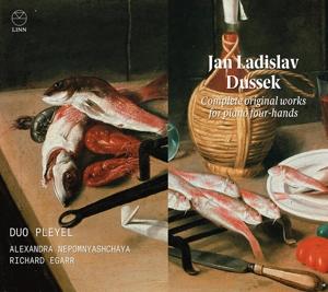 Jan Ladislav Dussek: Complete Original Works for Piano Four-Hands
