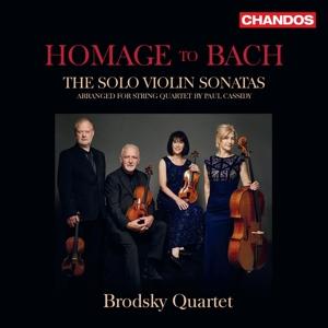 Johann Sebastian Bach: Homage to Bach - Die Sonaten für Violine solo