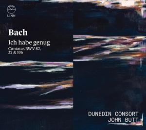 Johann Sebastian Bach: Ich habe genug - Kantaten BWV 32, 82 & 106