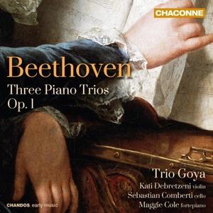 Ludwig van Beethoven - Klaviertrios Op. 1