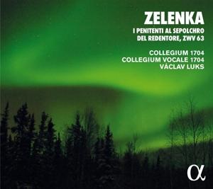 Jan Dismas Zelenka: I penitenti al sepolchro del redentore, ZWV 63