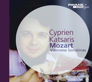 Wolfgang Amadeus Mozart - Sechs Wiener Sonatinen