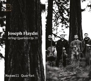 Joseph Haydn - Streichquartette Op. 71
