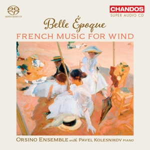 Belle Epoque - French Music for Wind