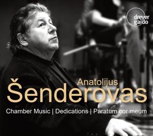 Paratum cor meum - Hommage à Anatolijus Senderovas