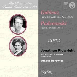 Jerzy Gablenz/Ignacy Jan Paderewski: Romantic Piano Concerto Vol. 83