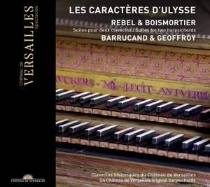 Les Caractères d´Ulysse - Suiten für zwei Cembali