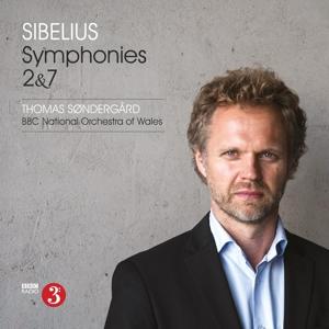 Jean Sibelius - Sinfonien 2 & 7