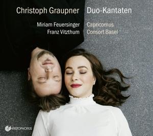 Christoph Graupner - Duo-Kantaten für Sopran & Alt