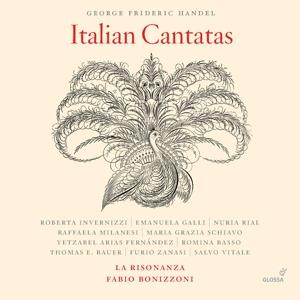 Georg Friedrich Händel - Die Italienischen Kantaten