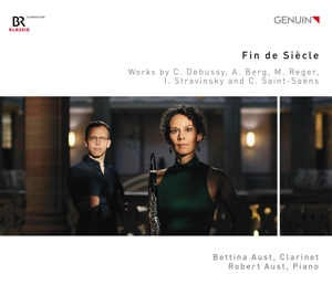 Fin de Siècle - Werke für Klarinette & Piano