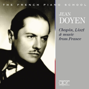 Chopin, Liszt & Music from France - The French Piano School