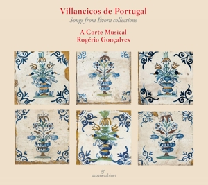 Villancicos de Portugal - Lieder aus der Evora-Sammlung