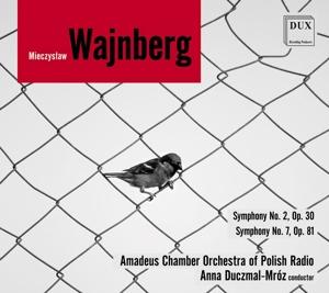 Mieczyslaw Weinberg: Sinfonien 2 & 7, Opp. 30 & 81