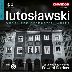 Witold Lutoslawski - Vokal- & Orchesterwerke