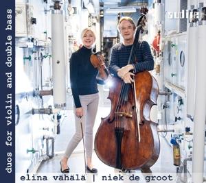 Duos für Violine & Kontrabass - Werke von Penderecki, Yun, Kuusisto, Tüür, Huber, Kurtag & rihm