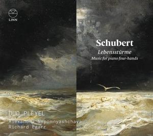 Franz Schubert: Lebensstürme - Werke für Klavier vierhändig
