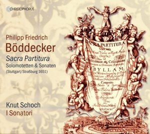 Philipp Friedrich Böddecker - Sacra Partitura