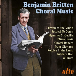 Benjamin Britten: Chorwerke