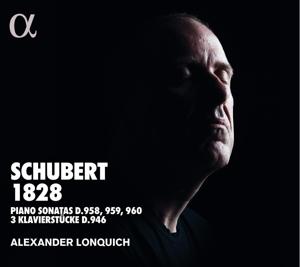 Franz Schubert - Schubert 1828 - Klaviersonaten D 958, 959, 960 & 946