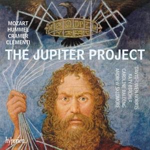 Wolfgang Amadeus Mozart - The Jupiter Project