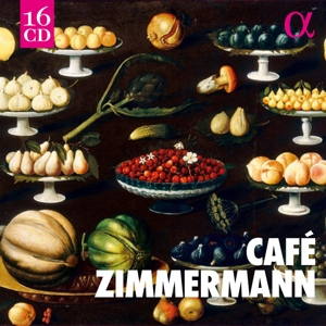 Café Zimmermann - ALPHA-Collection