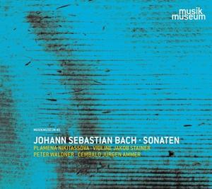 Johann Sebastian Bach: Sonaten