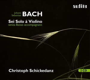 Johann Sebastian Bach - Werke für Violine solo BWV 1001-1006