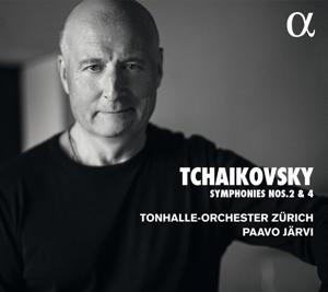 Peter I. Tschaikowsky: Sinfonien Nr. 2 & 4