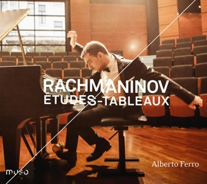 Sergei Rachmaninoff: Etudes-Tableaux