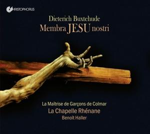 Dieterich Buxtehude - Membra Jesu Nostri BuxWV 75