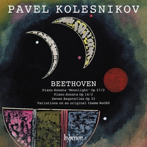 Ludwig van Beethoven - Klavierwerke - Mondschein-Sonate, 7 Bagatellen u.a.