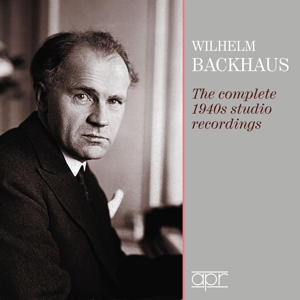 Wilhelm Backhaus - The complete 1940s Studio Recordings